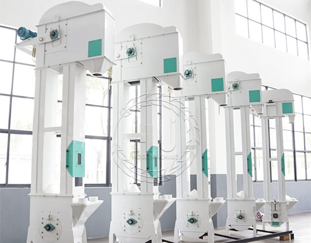 low speed rice bucket elevator cost-rice processing machine