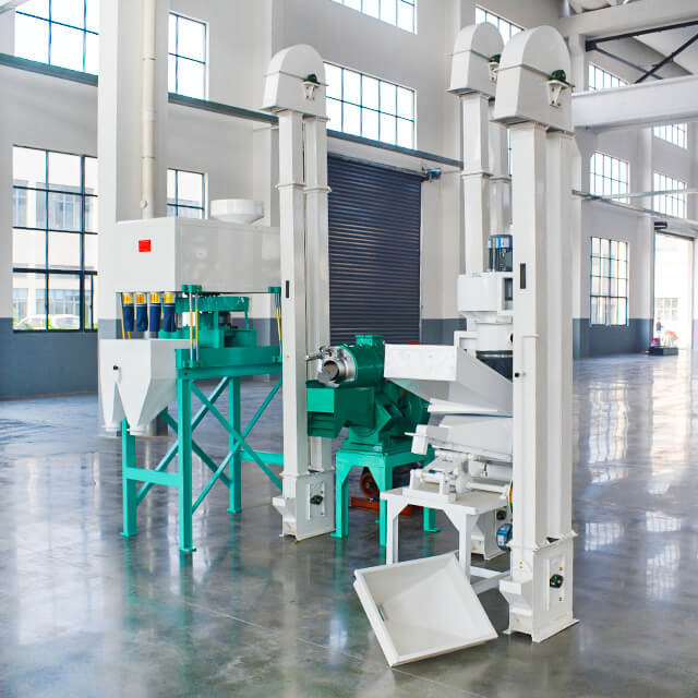 rice mill machinery-hongjiamachinery