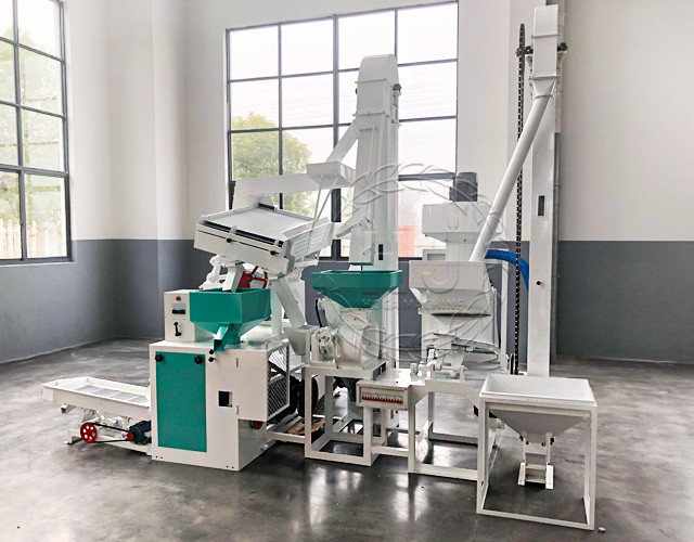 mini rice mill machine for sale-hongjiamachinery
